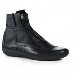 Boots d'équitation noir Liberty XC Freejump