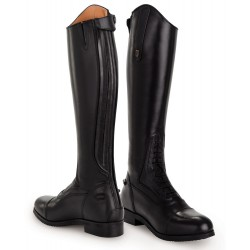 Bottes d'équitation cuir demi-mesure Donatello Junior Tredstep