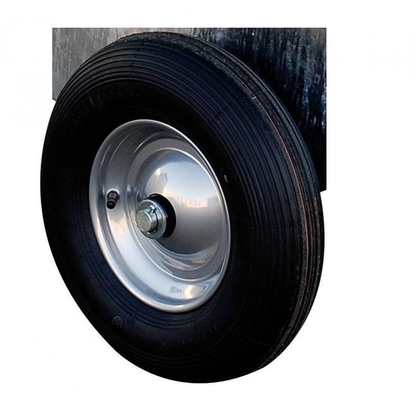 roue compl te pour brouette la g e. Black Bedroom Furniture Sets. Home Design Ideas