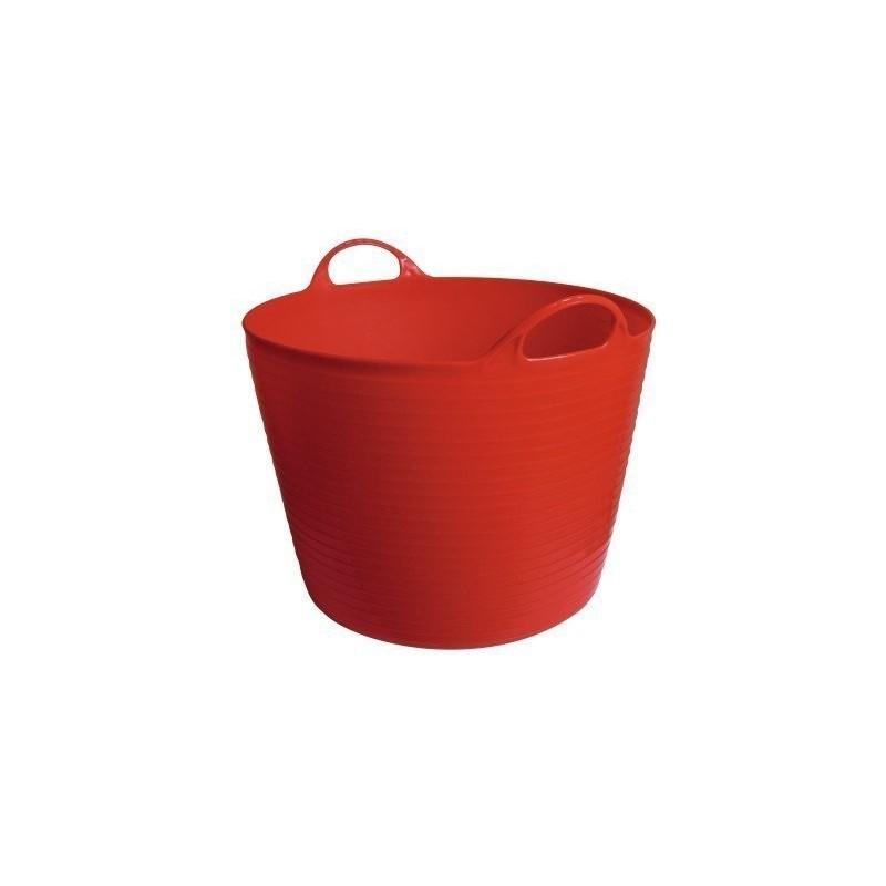 Bac eau flexible 28l for Bac plastique poisson rouge