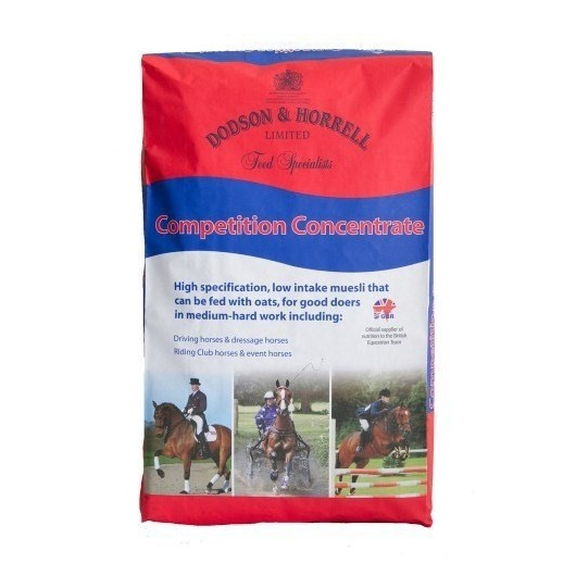 Compétition Concentrate 20 kg Dodson and Horrell