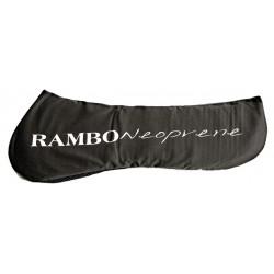 Amortisseur néoprène Rambo Half Pad Horseware