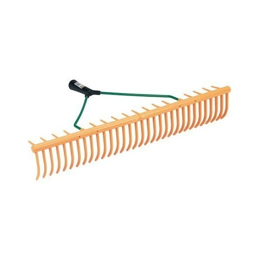 RATEAU DROIT PVC 32 Dents