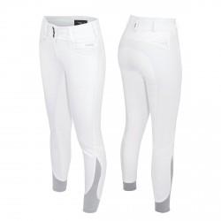 Pantalon équitation avec fond Femme Solo Volte Tredstep
