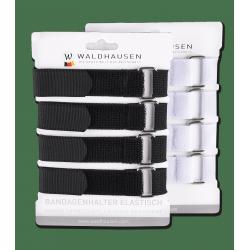 Fixation élastique pour bandes Waldhausen