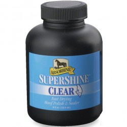 Vernis sabot transparent Supershine Absorbine