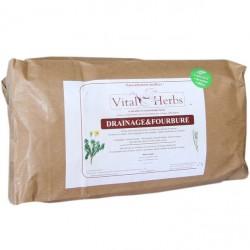 Complément élimination 2 kg Drainage & fourbure Vital Herbs