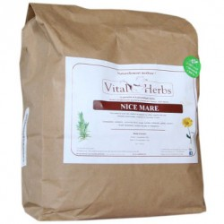 Équilibre hormonal jument 2 kg Nice Mare Vital Herbs