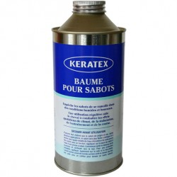 Baume anti humidité sabots 1 L Keratex