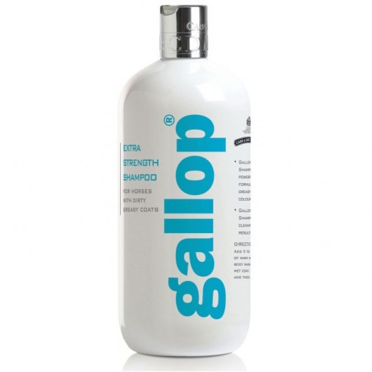 Shampoing fort cheval 500 ml Gallop Extra Strength Carr & Day & Martin