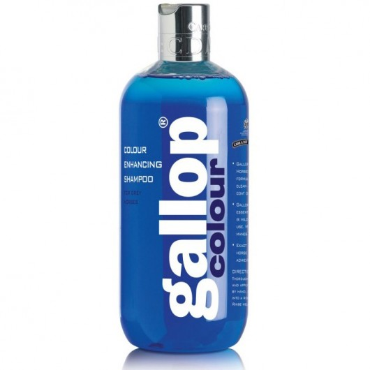 Shampoing cheval gris 500 ml Gallop Carr & Day & Martin