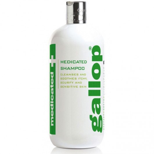 Shampoing apaisant cheval 500 ml Gallop Medicated Shampoo Carr & Day & Martin