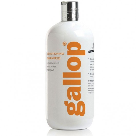 Shampoing cheval rinçage facile 500 ml Gallop Conditioning Shampoo Carr & Day & Martin