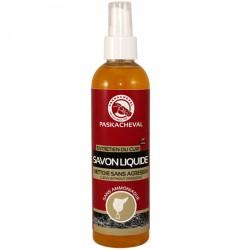 Savon liquide pour le cuir 250 ml Paskacheval