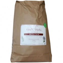 Mélange déstressant 4 kg Nice & Calm Vital Herbs