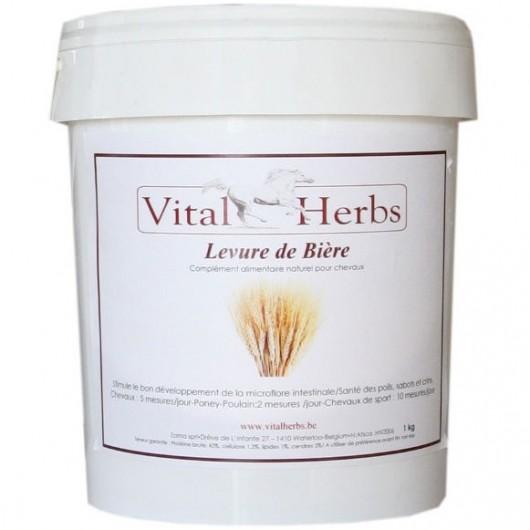 Levure de Bière 1 kg Vital Herbs