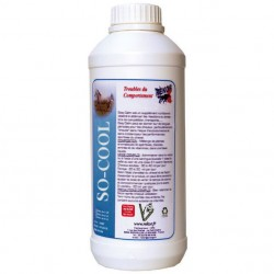 Formule déstressante cheval 500 ml So Cool Rekor
