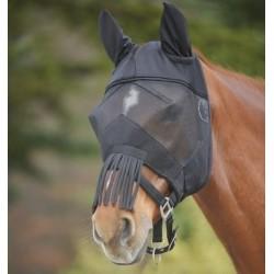 Masque anti-mouches anti-UV à franges Premium Waldhausen