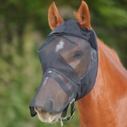 Masque intégral anti-mouches sans oreilles Premium waldhausen