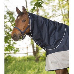 Couvre-cou anti-mouches et pluie cheval Protect Waldhausen