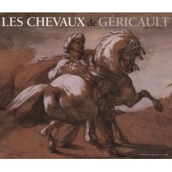 Les chevaux de Géricault Bruno Chenique Bibliothèque de l'Image