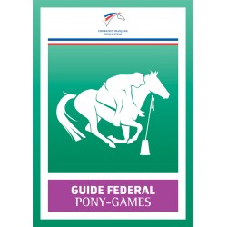 Guide fédéral Pony-games Fédération Française d'Équitation