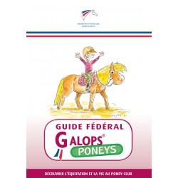 Guide Fédéral Galops Poneys Fédération Française d'Équitation