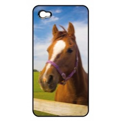 COQUE IPHONE MOTIF CHEVAUX