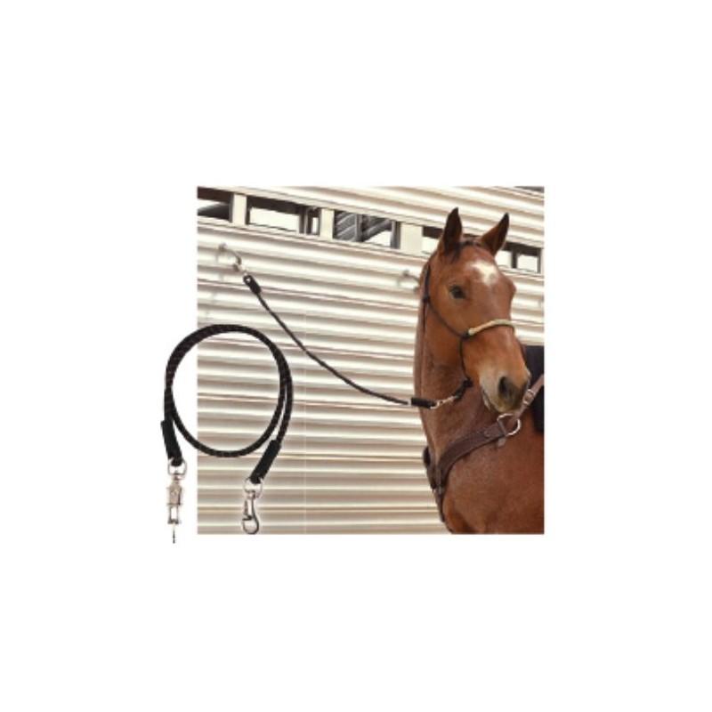 Longe avec mousqueton de panique pour cheval/ Corde pour poney /âne ch/èvre