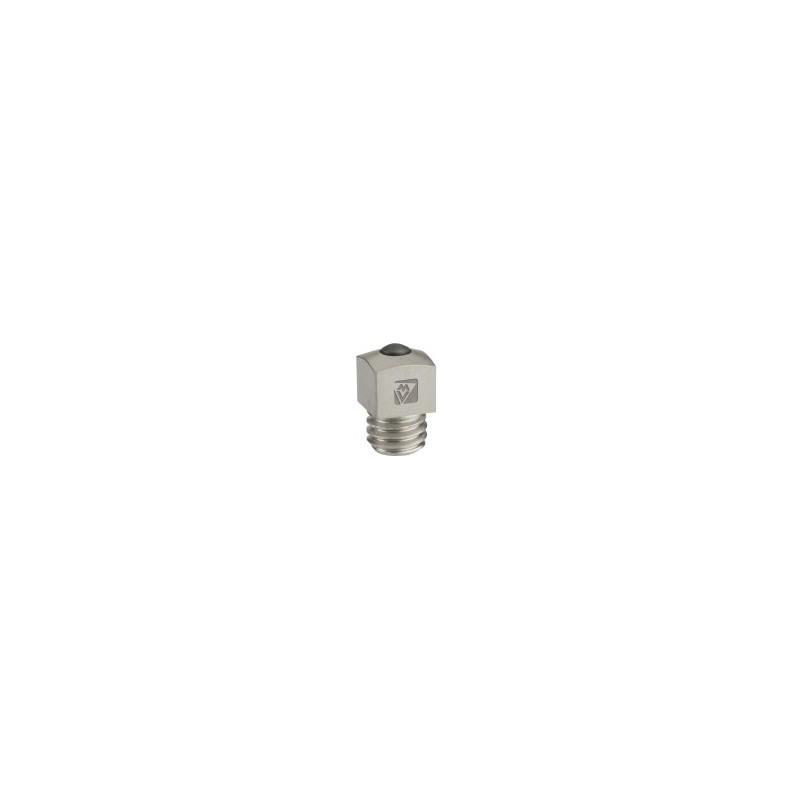 Crampon tête carrée n°10 avec tungstène Michel Vaillant