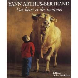 Des bêtes et des hommes Poche Yann Arthus-Bertrand Éditions de la Martinière