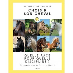 Choisir son cheval Nathalie Pilley-Mirande Éditions Vigot
