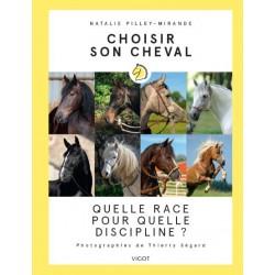 Choisir son cheval Nathalie Pilley-Mirande Éditions Vigot