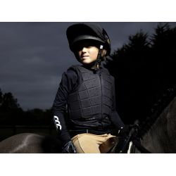 Gilet de protection équitation Junior Provent 3.0 Racesafe