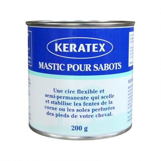 Mastic pour sabots 200 g Keratex