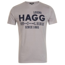 Tee-shirt coton Homme 8011 Hagg
