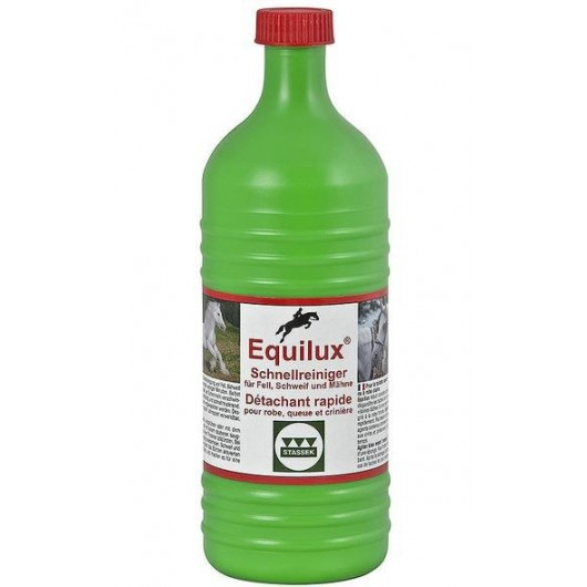 Détachant robe cheval  750 ml Equilux Stassek
