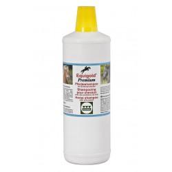 Shampoing cheval protéines de soie 1 L Equigold Premium Stassek