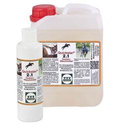 Lessive imperméabilisante 2 L Quickstar 2.1 Stassek