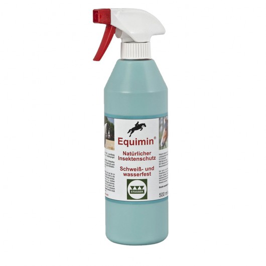 Spray naturel anti-mouches 500 ml Equimin Stassek