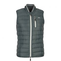 Gilet sans manche plumes Homme Livorno Alessandro Albanese