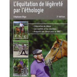 L'équitation de légèreté par l'éthologie Stéphane Bigo Éditions Vigot