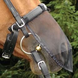 Protège-naseaux anti-mouches Quiet Ride Cashel