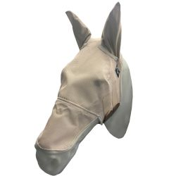 Masque anti-mouches anti-UV avec oreilles Fly Mask Professional's Choice