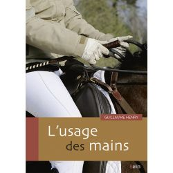 L'usage des mains Guillaume Henry Éditions Belin