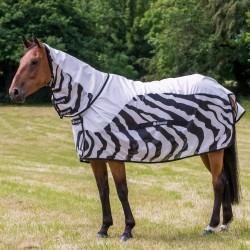 Chemise anti-mouches imperméable Buzz-off Zebra Rain Bucas