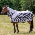 Chemise anti-mouches imperméable cheval Buzz-off Zebra Rain Bucas
