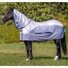 Chemise anti-mouches cheval imperméable avec couvre-cou Buzz-off Rain Bucas