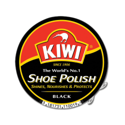 Cirage noir bottes 50 ml Kiwi