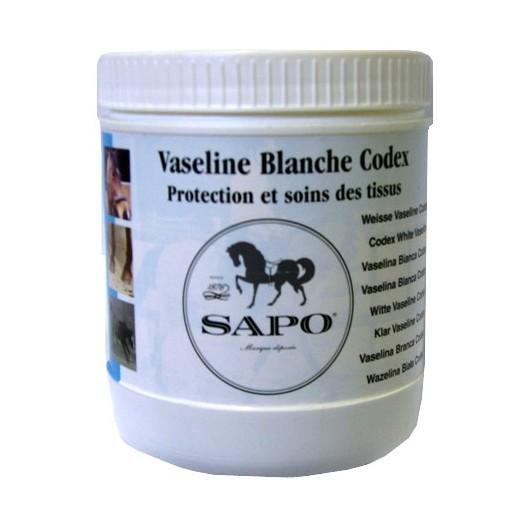 Vaseline blanche 750 ml Codex Sapo